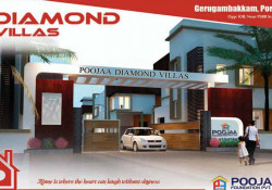 Diamond Villa By Poojaa Foundation