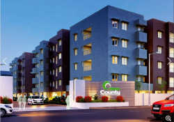 Green County  Apartments By Green Valleys Shelters P L Coimbatore