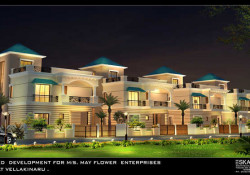 Estate  Villas By Mayflower Enterprises Coimbatore
