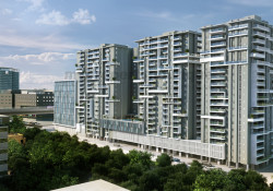 Ozone Promenade By Ozone Group - Bangalore
