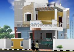 GP Cherry Blossom Villa By GP Homes Chennai