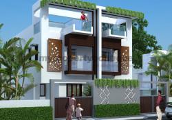 Hitech Villas By Acacia Homess Chennai