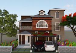 Sherna Sathyanand Niketan Villa By Sherna Properties Coimbatore