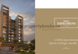 5 Star  Royal Impressions By 5 Star Constructions Pune