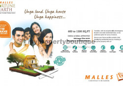 Malles Fortune Earth By Malles Constructions Pvt Ltd