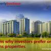 Reasons why investors prefer on 50Lakhs properties