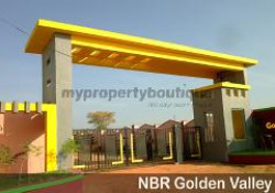 NBR Golden Valley Plot By NBR GROUPS BANGALORE