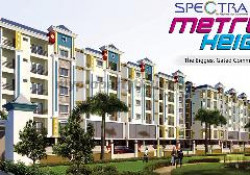 Spectra Metro Heights By Spectra India Hyderabad