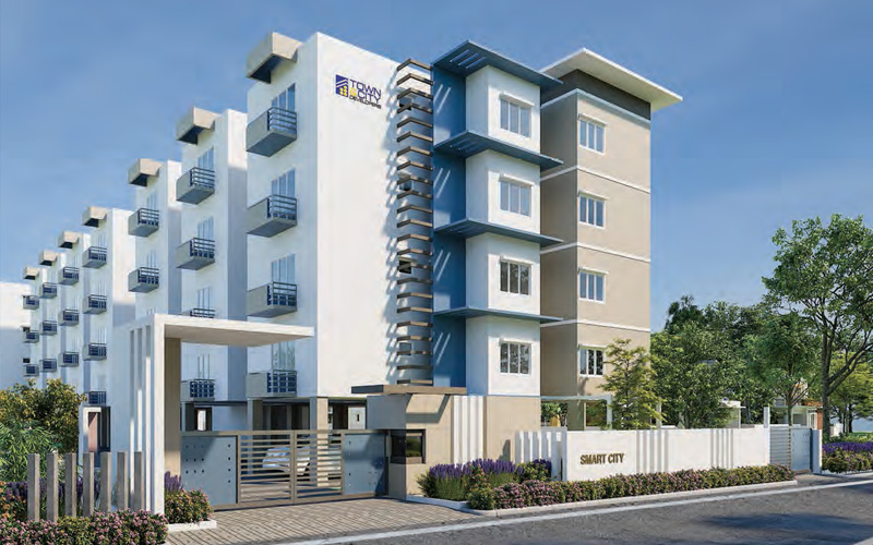1,2 BHK Residential Apartments In Kalapatti