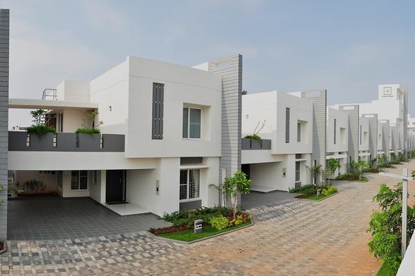 Nivasan - Viveka Enclave