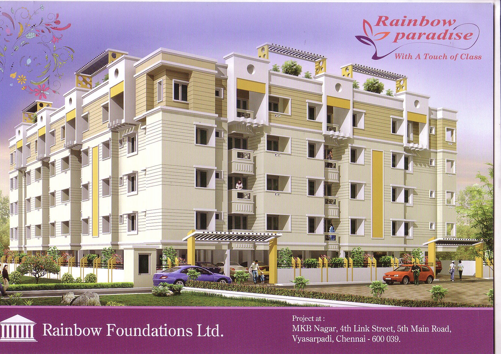 New Apartments In Vyasarpadi Chennai Rent For My Property Boutique